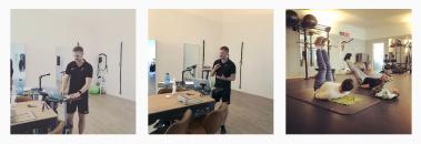 Jens Vatter auf Instagram